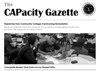 The CAPacity Gazette - May 2019