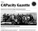 CAPacity Gazette - July 2020